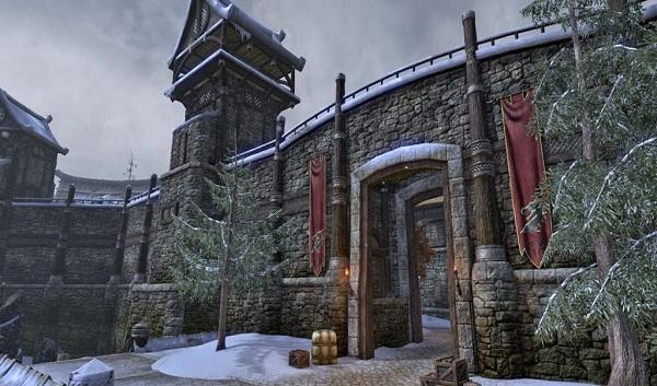 Město The Elder Scrolls: Online